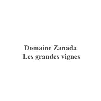 Domaine Zanada / Les grandes vignes