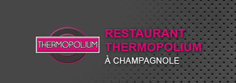 Restaurant Thermopolium